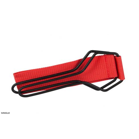 Canvas Loop Game Carrier Red