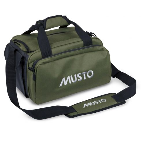 Musto Cartridge Kit Bag - Dark Moss