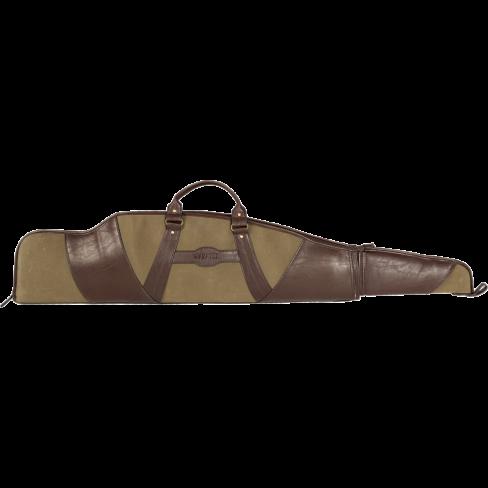 Harkila Canvas and Leather Adjustable Gunslip 110-150 cm