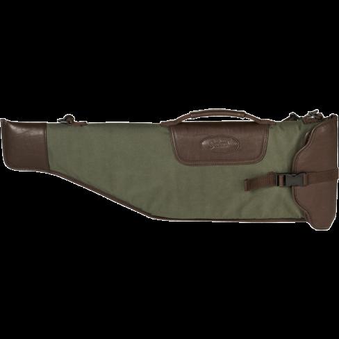 Seeland Canvas and Leather Design Compact shotgun slip