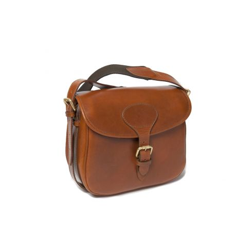 All Leather Windsor Cartridge Bag