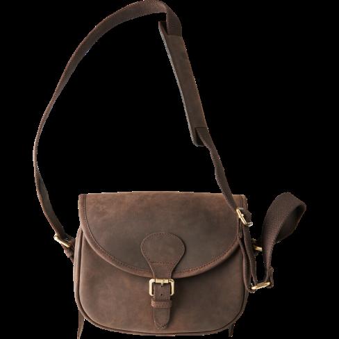 Harkila Waxed Leather Cartridge Bag