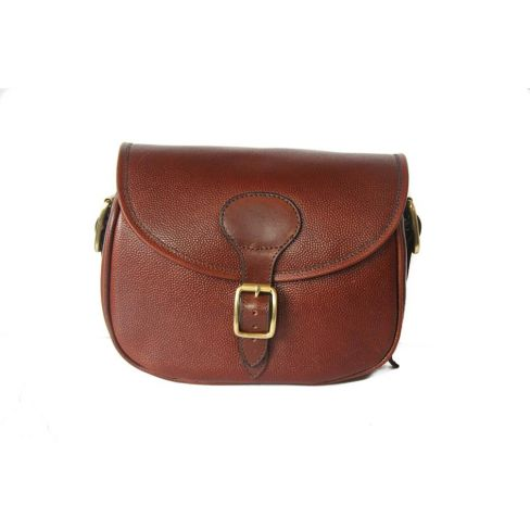 Rowington Leather Cartridge Bag