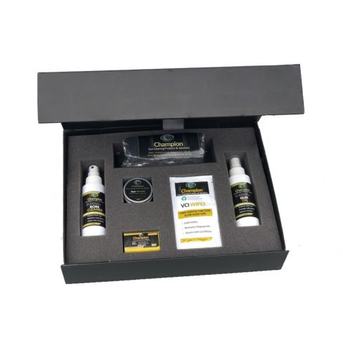 Champion Gun Cleaning Kit Gift Box