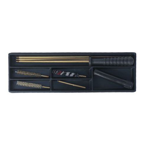 Champion Gun Cleaning Rod Kit Rifle in Plastic Box