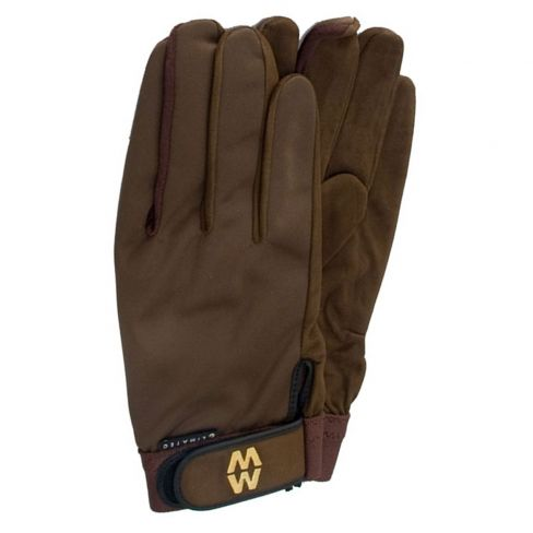 MacWet Gloves - Brown