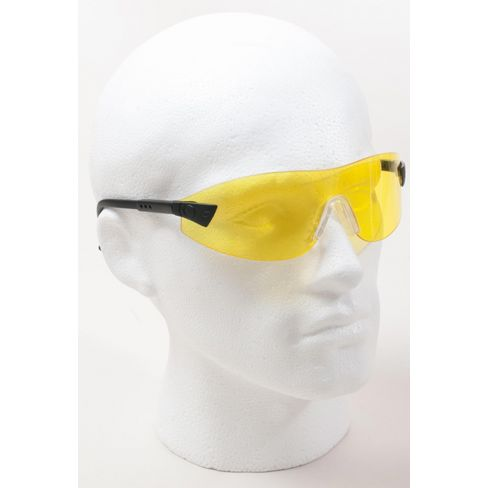 Shooting Safety Glasses Yellow