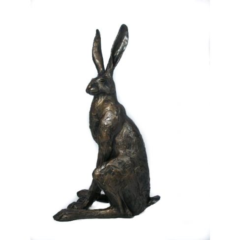 Large Sitting Hare  - Paul Jenkins