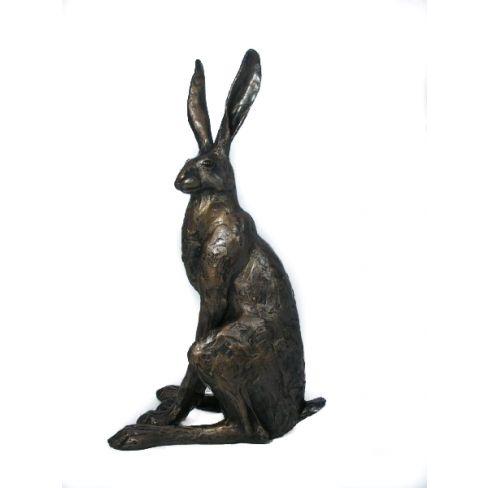 Large Sitting Hare  - Paul Jenkins
