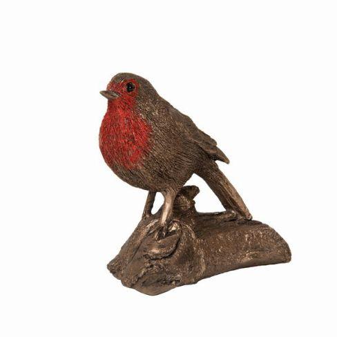 Robin redbreast by Thomas Meadows