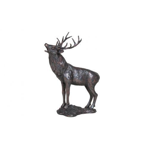 Red Deer Roaring Stag