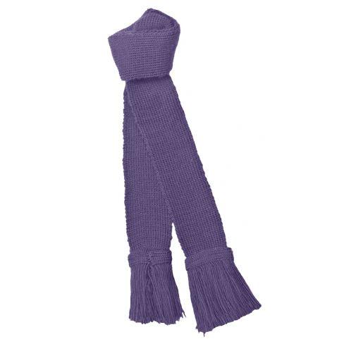 Wool Garters Viola