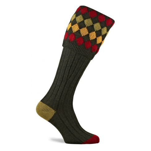 The Charlton Shooting Socks - Hunter
