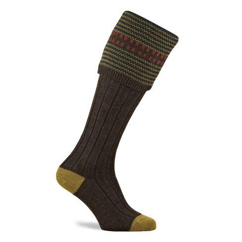 Melbury Shooting Socks - Hunter