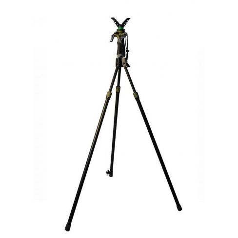 Primos Gen 3 Tall Tripod Trigger Stick with Camera Plate