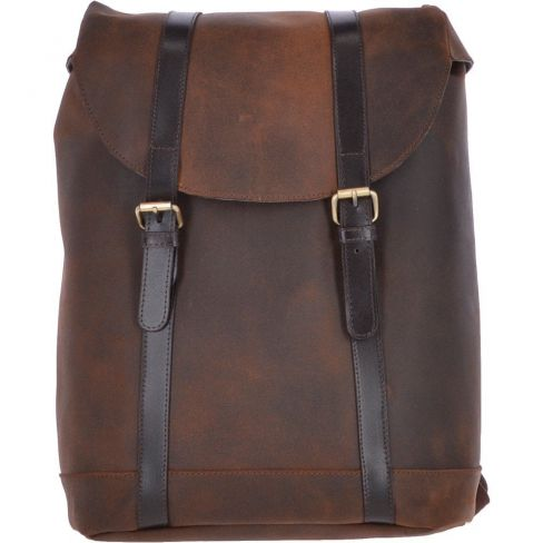 Oxford All Leather Backpack