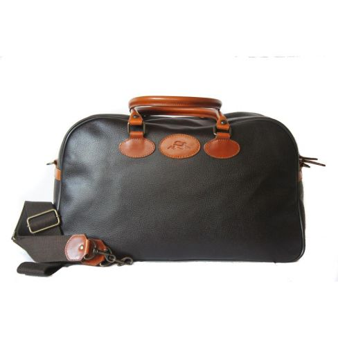 Donnington Leather Holdall