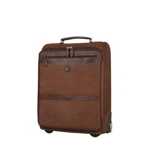 Dubarry Gulliver Leather Weekend Bag Walnut