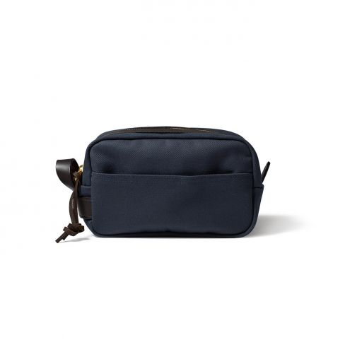 Filson Travel Kit Wash Bag - Navy