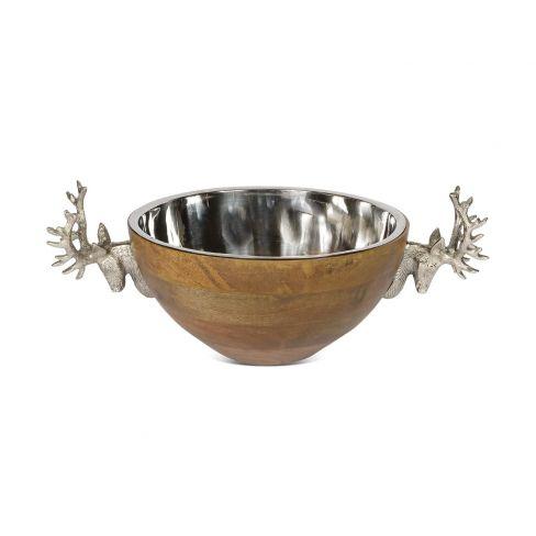 Huntsman Wooden Bowl