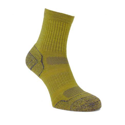 Alpaca Light Hiker Socks Mustard