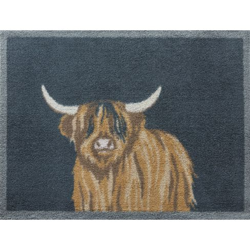 Highland Cow Doormat