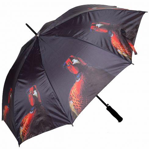 Pheasant Folding Umbrella