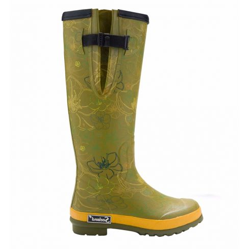 Seeland Pemberley Patterned Wellington Boots