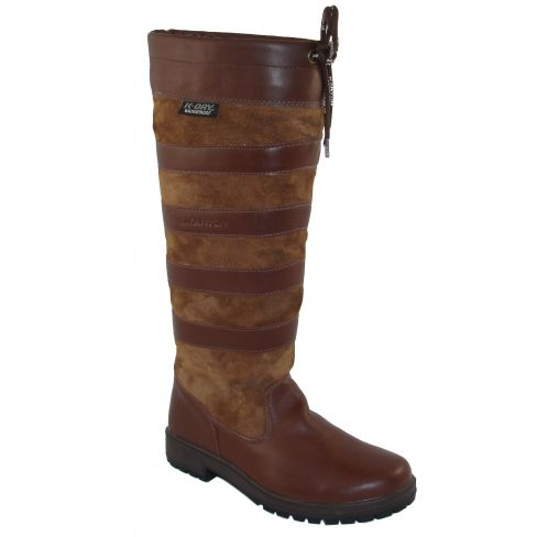 Kanyon Hexham Waterproof Leather Boots
