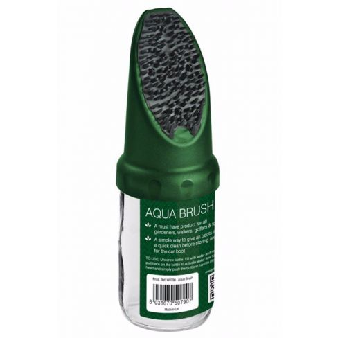 Aqua Brush Green
