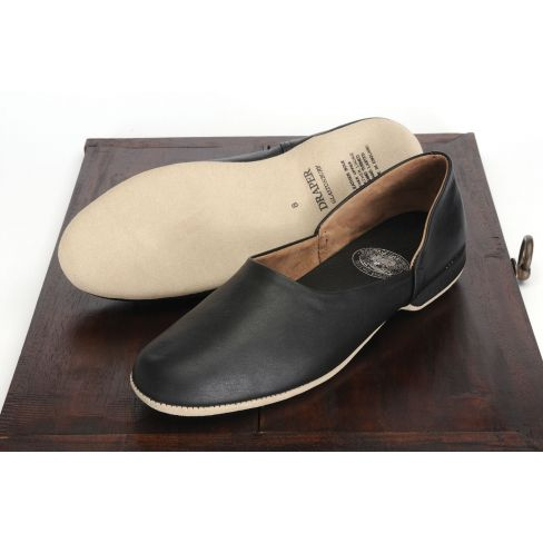 Drapers' Charles Leather Slippers