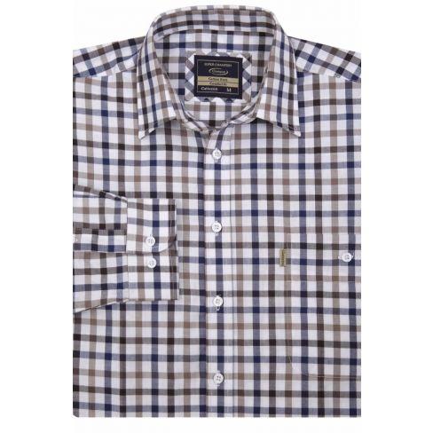 Catterick Shirt - Navy