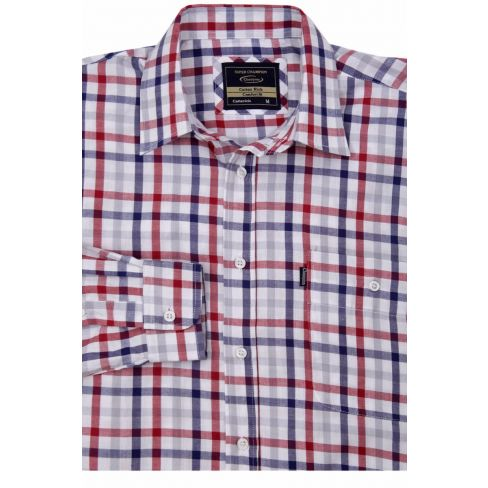 Catterick Shirt - Red