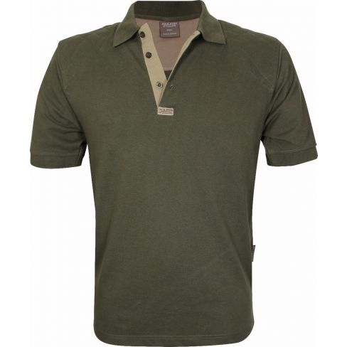 Recoil' Proof Polo Shirts Olive