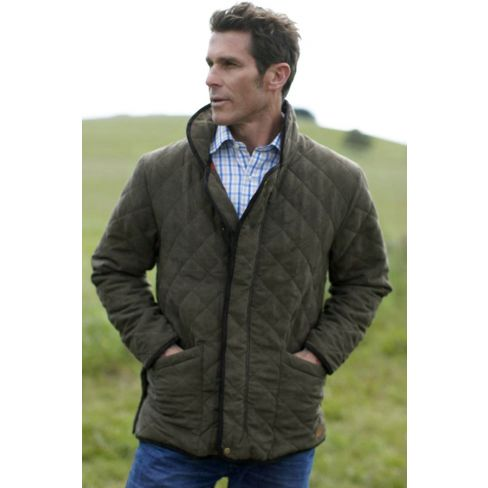 Country Quilted Jacket
