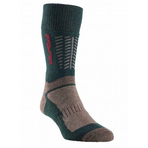 Protrek Walking Socks Green