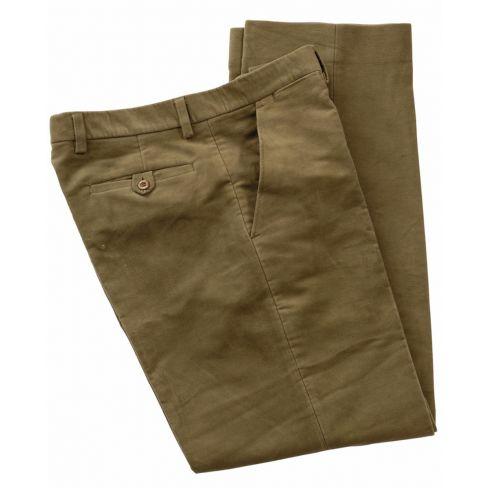 Moleskin Trousers Lovat