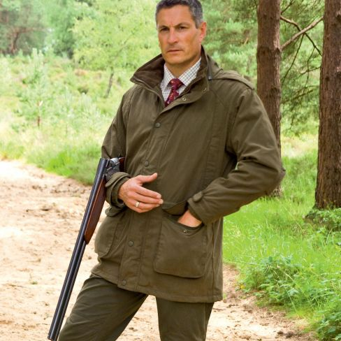 Alan Paine Helmsley Waterproof Trousers