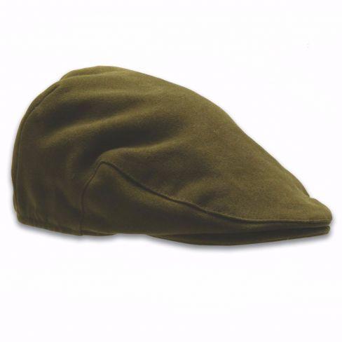 Balmoral Moleskin Cap