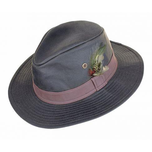 Wax Rambler Hat