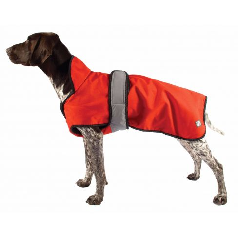 2 in 1 Ultimate Dog Coat - Red