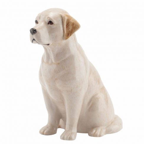Labrador Money Box - Yellow