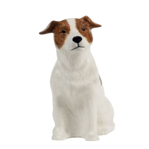 Jack Russell Money Box - Brown