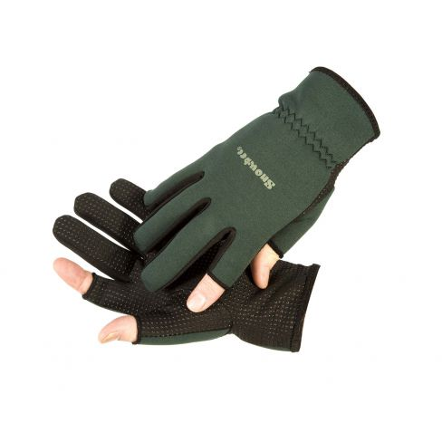 Snowbee Lightweight Neoprene Fishing Gloves XL (12)