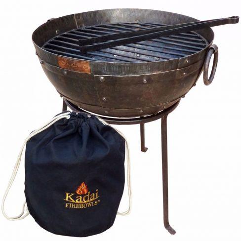 Travel Kadai Fire Bowl