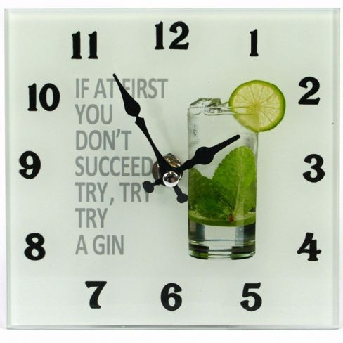 Quirky Clock Gin