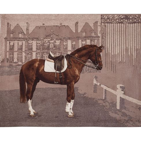 Manor Stud Wall Tapestry