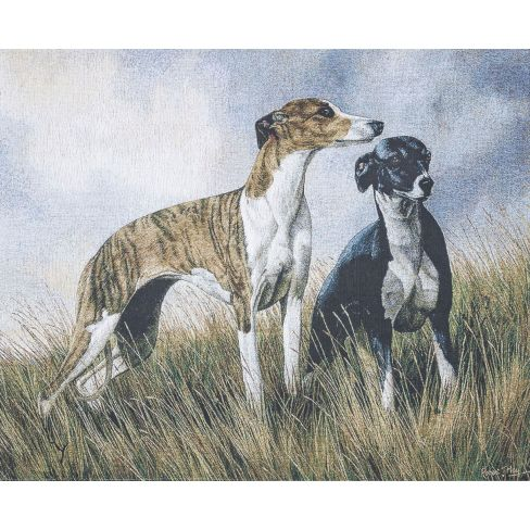 Greyhounds Wall Tapestry
