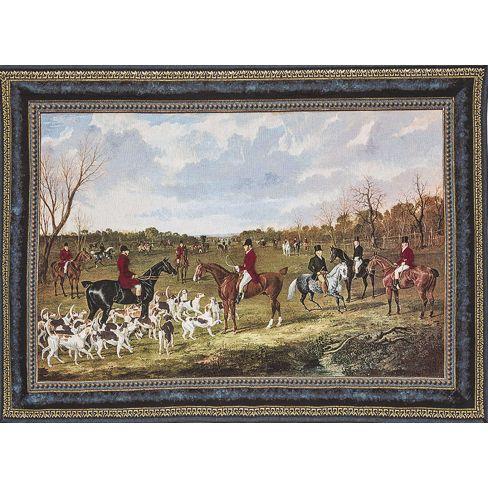 The Suffolk Meet Wall Tapestry