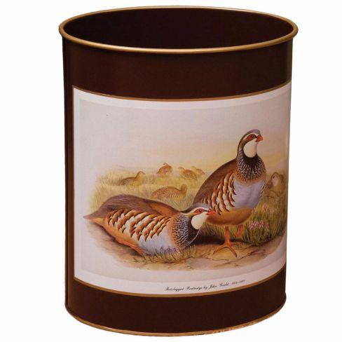 Partridge Waste Paper Bin
